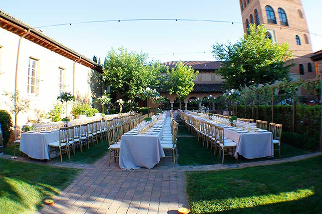 San Miguel - Cómo se organiza una boda
