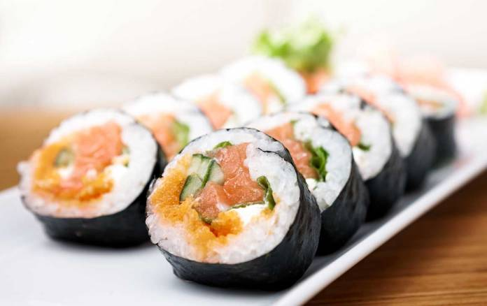 Sushi Rehberi