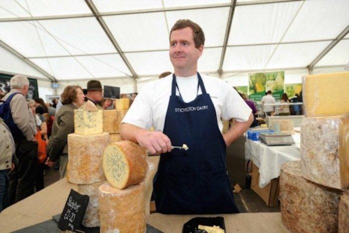 İngiliz Peynir Festivali