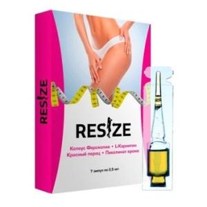 Комплекс для безопасного похудения - Resize