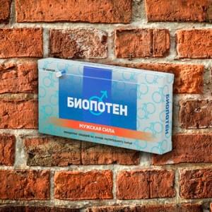 Биопотен для мужчин Biopoten dlya muzhchin