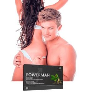 PowerMan средство для потенции купить