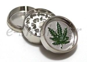Metal Grinders Buddies Leaf