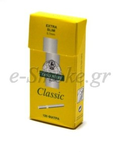 Φιλτράκια Στριφτού DISCOVERY Classic Extra Slim 5.7mm