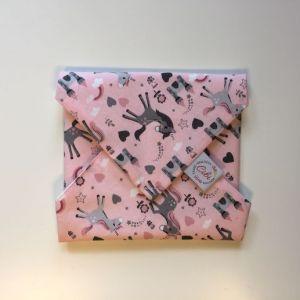 Cibi Újraszalvéta Unikornis pink-normál méretű