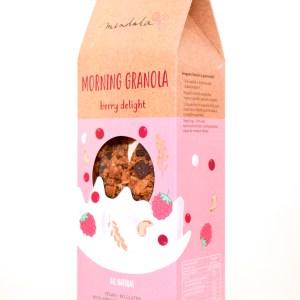 berry delight granola, Mendula 300g