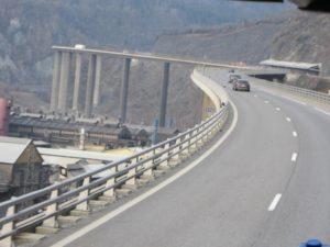 Ciekawy most we włoszech