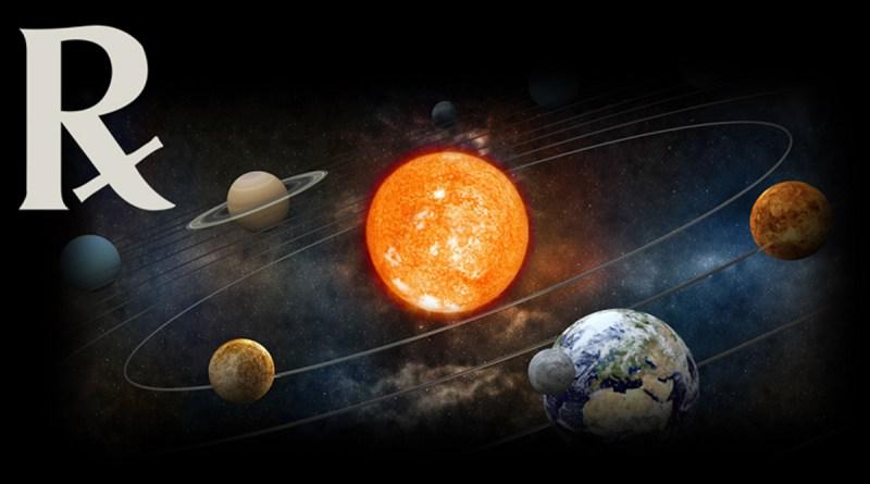 rückläufige Planeten