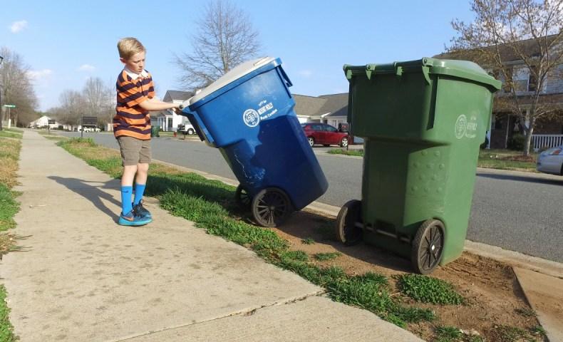 新築一戸建て会社はゴミの日の法則に学べ。
