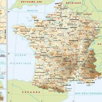 Images de Plans et Cartes de France