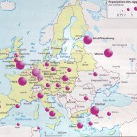 Carte Europe Villes - Images et Plans
