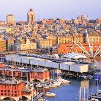 Ville de Gênes