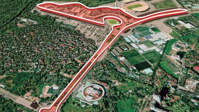 The Launch of New Formula 1 Grand Prix in Vietnam