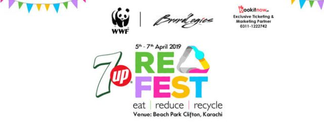 First Environment Friendly Food Festival in Karachi