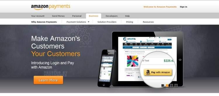 خدمات ومميزات موقع أمازون