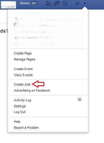 كيف تنشئ صفحة فيسبوك لمتجرك أو شركتك ثم تسوقها مدونة