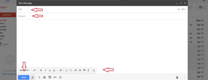 كيفية إنشاء بريد إلكتروني واستخدامه للمراسلة