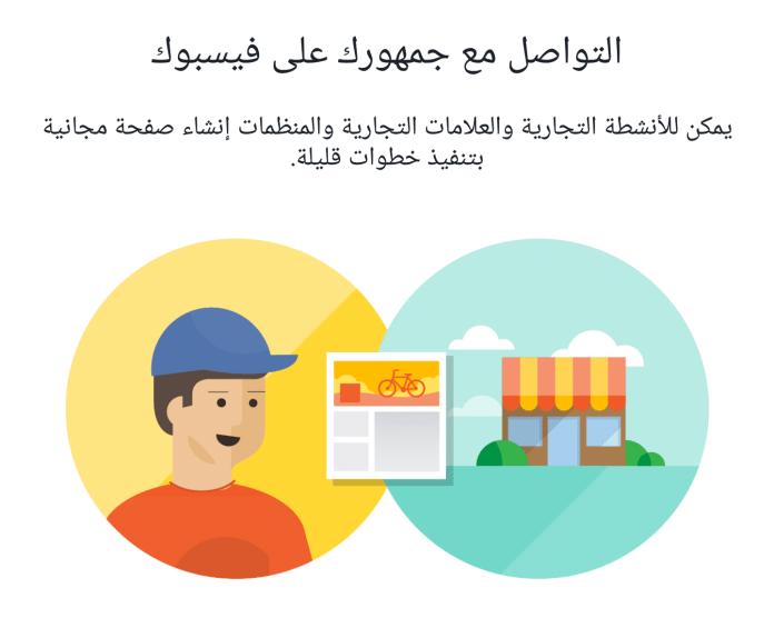 بالصور: 7 خطوات بسيطة لإنشاء صفحة فيسبوك تجارية بهاتفك الذكي