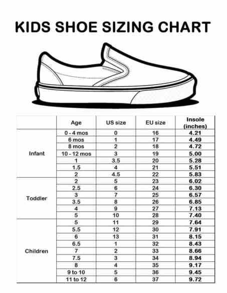 كيفية معرفة مقاسات الأحذية عند التسوق عبر الإنترنت - مدونة ...