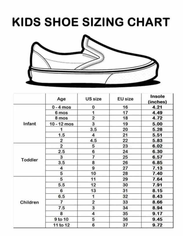 كيفية معرفة مقاسات الأحذية عند التسوق عبر الإنترنت