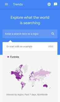 كيف تعرف أكثر ما يبحث عنه الناس في جوجل
