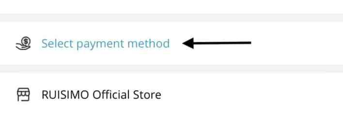 طريقة الدفع عبر تطبيق علي إكسبريس