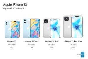 شكل ومواصفات هاتف أبل القادم المثير للجدل iPhone 12
