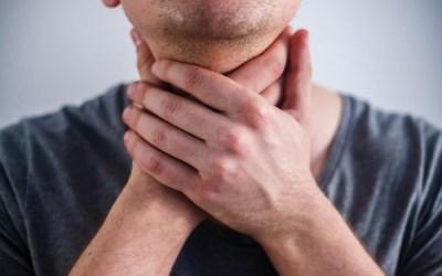 Chronický zápal hrdla, hltana a mandlí