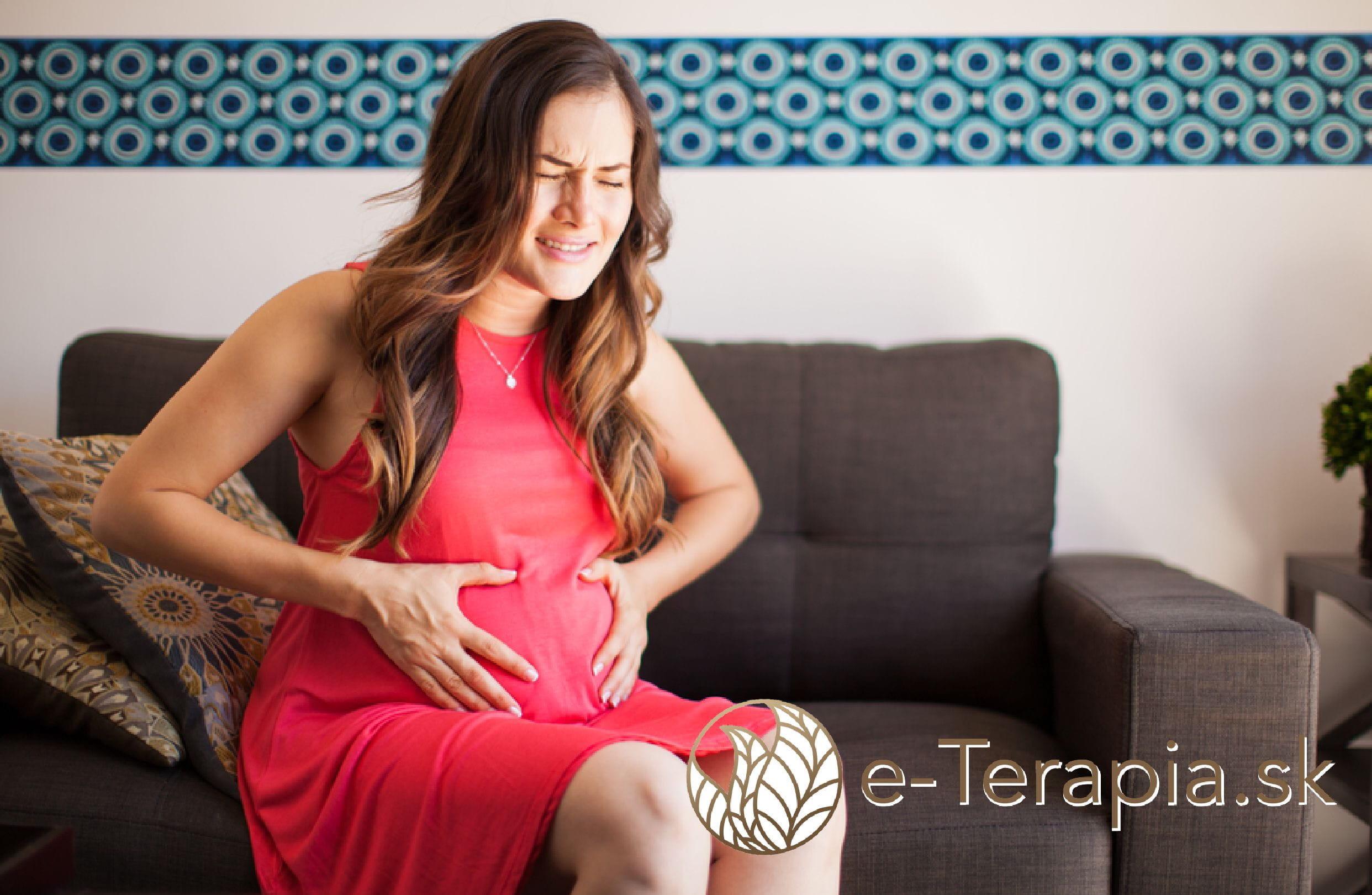 Kontrakcie počas tehotenstva