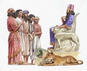 EL RUEGO DE DANIEL Y EL CAUTIVERIO EN BABILONIA