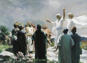 LA PARUSÍA VISIBLE DE JESÚS