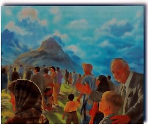 LA MONTAÑA DE LA CASA DE JEHOVA