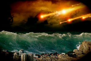 incoming-meteors