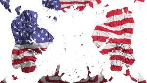La caída de los Estados Unidos de América