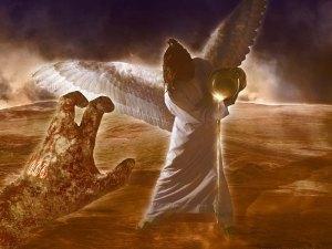 Qué representan los 7 tazones de la furia de Dios?