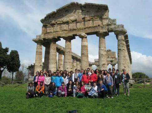 Το 6ο Γυμνάσιο Βόλου σε γνωριμία με τον πολιτισμό της περιοχής