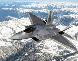 ΟΙ αμερικανοί «σήκωσαν» αόρατα καταδιωκτικά F -22 στο πλαίσιο ασκήσεων