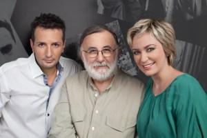 Ο Δημ. Μπάσης και η Ρίτα Αντωνοπούλου θα ερμηνεύσουν έργα του Θ. Μικρούτσικου τη Δευτέρα 10 Ιουνίου στο Δημοτικό Θέατρο Βόλου σε μια συναυλία κοινωνικού χαρακτήρα, που διοργανώνεται με πρωτοβουλία του Κέντρο Πολιτισμού και Κοινωνικής Παρέμβασης «Ιωλκός»