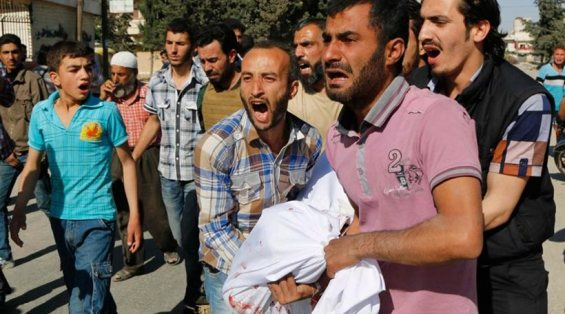συρία νεκροί