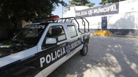 αστυνομικό μεξικό
