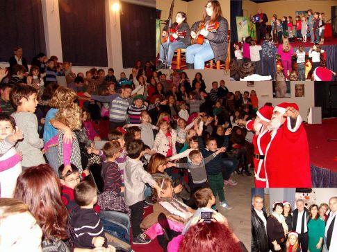 Χριστουγιεννιάτικη παιδική 26-12-14