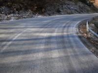 Κυκλοφοριακή αναστάτωση στο οδικό δίκτυο Πηλίου μέχρι τα Χριστούγεννα λόγω ασφαλτοστρώσεων