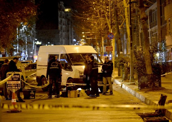 Brother of gang leader shot dead in Istanbul
