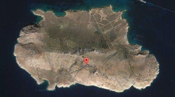 patroklos island