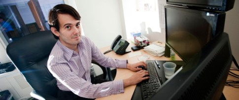 MSMB Capital Management CIO Martin Shkreli
