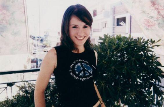 Η Ιωάννα στα 17 της, όταν διαγνώστηκε με το σπάνιο σύνδρομο