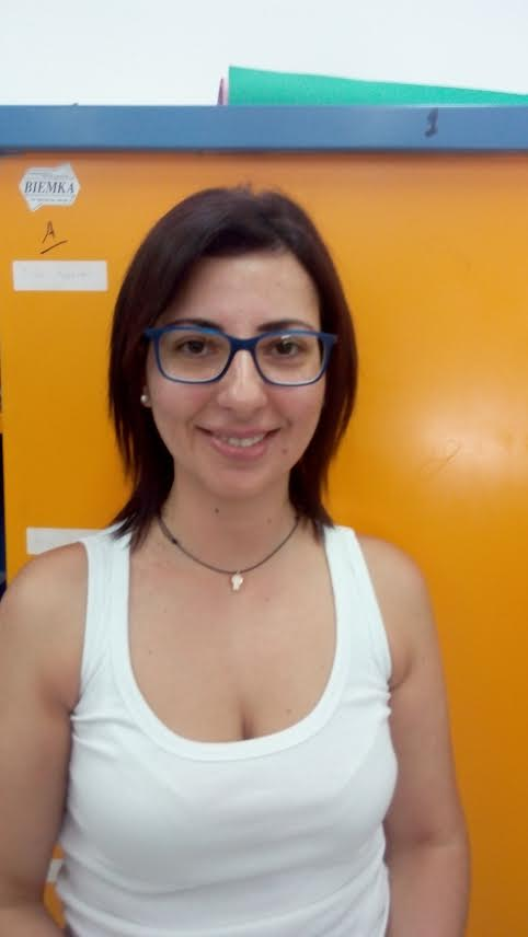 Η Μαρία Γιαγκουδάκη