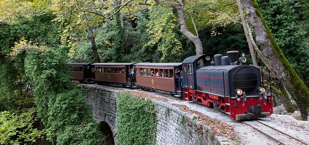 Διπλά δρομολόγια καθημερινά από το Τρένο του Πηλίου