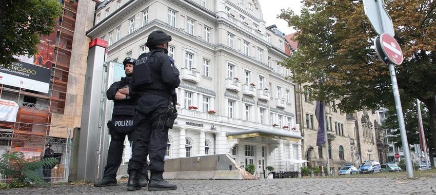Germany Hotel Threat