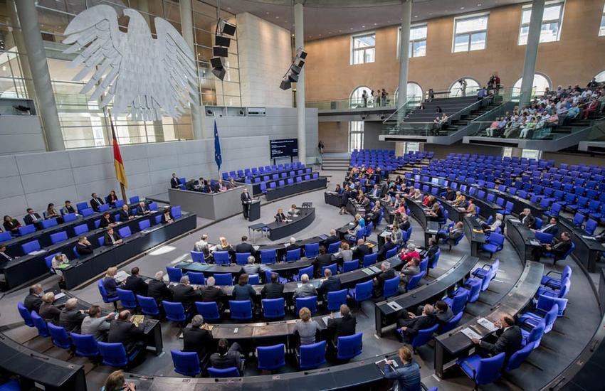 German Parliament debates safe countries